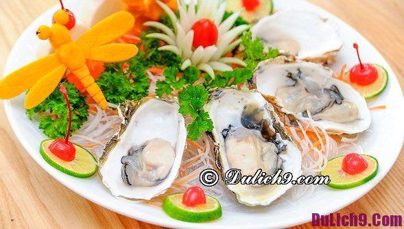 Du lịch Hạ Long ăn hải sản ở đâu ngon? Địa chỉ ăn hải sản ngon nổi tiếng ở Hạ Long