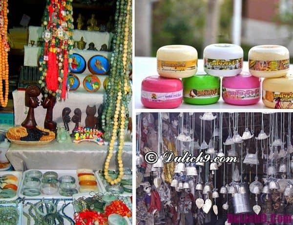 Mua gì khi du lịch Myanmar? Nên mua gì về làm quà khi đến Myanmar du lịch