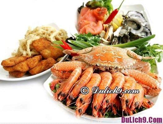 Các quán hải sản ngon ở Hạ Long: Ăn hải sản ở đâu Hạ Long ngon, bổ, rẻ