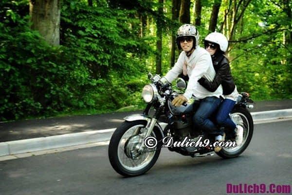 Hướng dẫn thuê xe máy ở Huế: Địa điểm cho thuê xe máy ở Huế giá rẻ, chất lượng