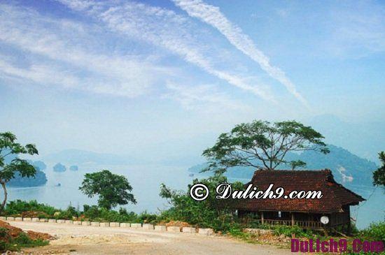 Du lịch Thung Nai 2 ngày 1 đêm ăn gì, ngủ ở đâu và tham quan chỗ nào? Hướng dẫn lịch trình du lịch khám phá Thung Nai 2 ngày 1 đêm