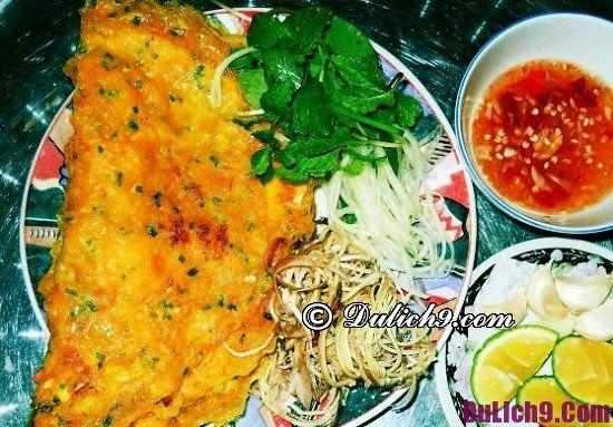 Ẩm thực ngon nổi tiếng Vũng Tàu: Du lịch Vũng Tàu ăn món gì ngon?