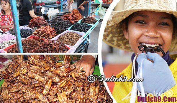 Các quán ăn ngon ở Campuchia: Ăn ở đâu khi đi du lịch Campuchia