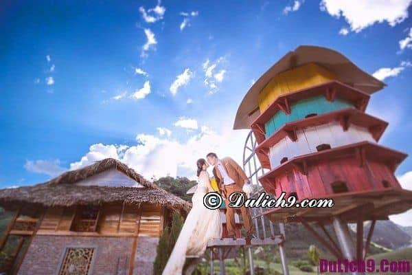 Kinh nghiệm chụp ảnh cưới ở Mộc Châu - Địa điểm chụp ảnh cưới nổi tiếng ở Mộc Châu
