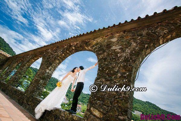 Những địa điểm chụp ảnh cưới tại Tam Đảo ấn tượng: Nơi chụp hình cưới ở Tam Đảo độc đáo, đẹp
