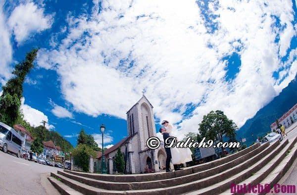 Chụp ảnh cưới ở Sapa chỗ nào thì đẹp? Những địa điểm chụp ảnh cưới nổi tiếng ở Sapa