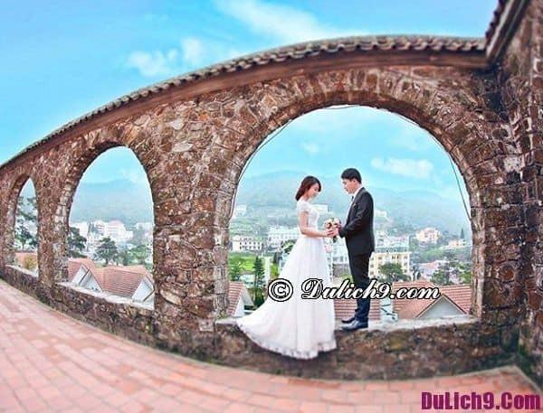 Kinh nghiệm chụp ảnh cưới ở Tam Đảo: Những địa điểm chụp ảnh cưới nổi tiếng, độc đáo ở Tam Đảo