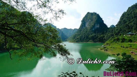 Danh lam thắng cảnh đẹp, nổi tiếng ở Cao Bằng: Địa điểm du lịch nổi tiếng, hấp dẫn ở Cao Bằng