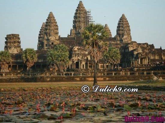 Đi Campuchia có cần visa không?
