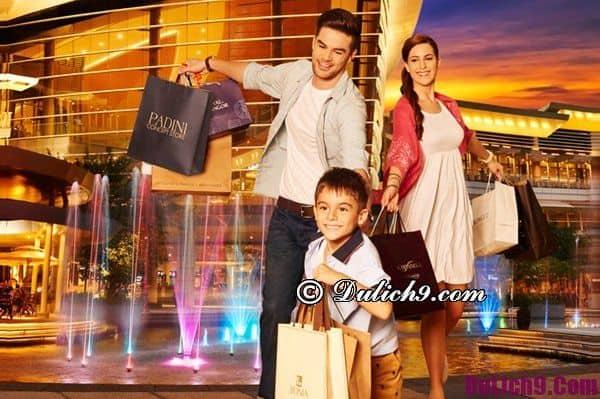 Đi Malaysia mua gì làm quà, mua ở đâu?