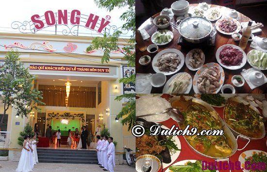 Địa chỉ ăn uống ngon bổ rẻ ở Điện Biên: Du lịch Điện Biên ăn ở đâu ngon?