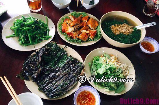 Địa chỉ ăn uống ngon bổ rẻ ở Pleiku: Quán ăn ngon ở Pleiku