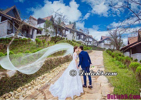 Địa điểm chụp ảnh cưới đẹp ở Sapa nổi tiếng: Nơi có phong cảnh thơ mộng, lãng mạn để chụp hình cưới tại Sapa