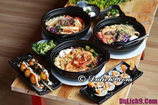 Suwon - Mì cay 7 cấp độ Hàn Quốc tại Hà Nội: Ăn mì cay 7 cấp độ ở đâu Hà Nội ngon, bổ, rẻ