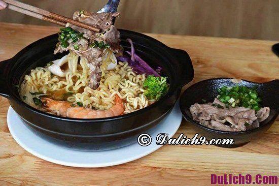 Mì cay Seoul - 39 Yên Lãng: Địa chỉ ăn mì cay 7 cấp độ ngon, nổi tiếng ở Hà Nội