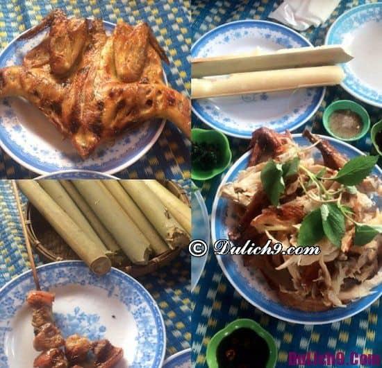 Địa chỉ nhà hàng, quán ăn đặc sản Pleiku ngon, giá bình dân: Địa chỉ ăn uống ngon nổi tiếng ở Pleiku