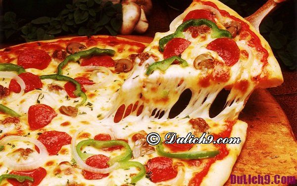 Địa chỉ các quán Pizza ngon ở Hà Nội: Ăn pizza ở đâu ngon tại Hà Nội