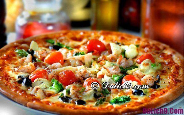 Địa chỉ các quán Pizza ngon ở Hà Nội: Ăn pizza ở đâu ngon nhất Hà Nội