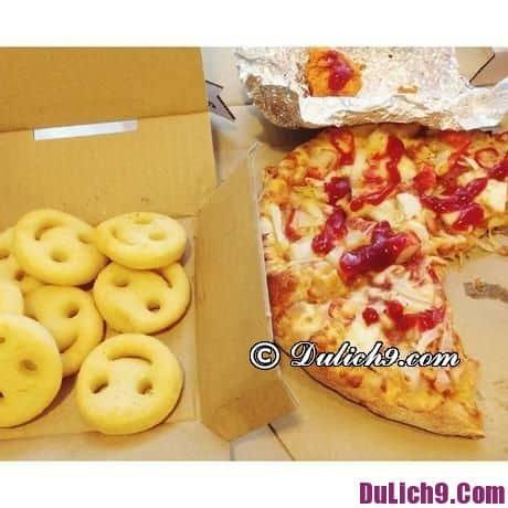 Các quán Pizza ngon ở Hà Nội: Ăn pizza ở đâu Hà Nội ngon, bổ, rẻ