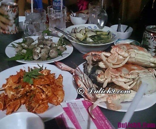 Địa chỉ quán ăn đêm ngon, giá rẻ ở Vũng Tàu: Địa chỉ ăn tối ngon hấp dẫn ở Vũng Tàu