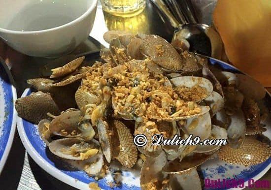 Địa điểm ăn đêm ngon, nổi tiếng giá rẻ ở Vũng Tàu: Du lịch Vũng Tàu nên ăn đêm ở quán nào?