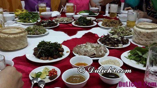 Địa điểm ăn uống ngon giá bình dân nổi tiếng ở Điện Biên: Điện Biên có quán ăn nào ngon?
