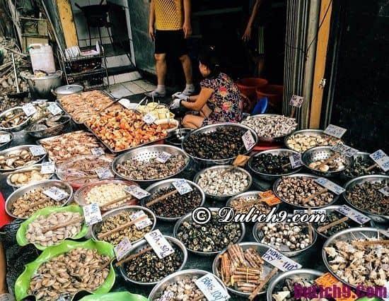 Địa điểm ăn uống nổi tiếng ở Hải Phòng: Ăn ở đâu ngon khi đi du lịch Hải Phòng