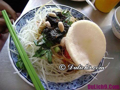 Kinh nghiệm ăn uống ở Phan Rang: Phan Rang có quán ăn vặt nào ngon nổi tiếng