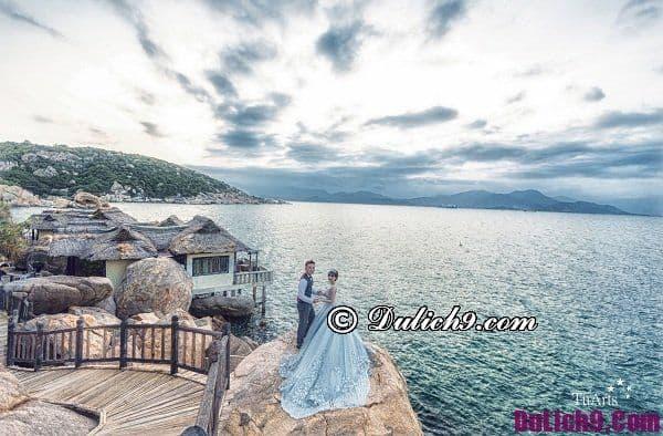 Địa điểm chụp ảnh cưới đẹp ở Nha Trang: Chụp ảnh cưới ở đâu Nha Trang đẹp, độc đáo nhất