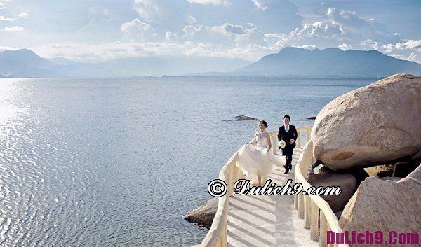 Điểm chụp ảnh cưới đẹp, lý tưởng ở Nha Trang: Chụp ảnh cưới ở đâu Nha Trang nổi tiếng, đẹp nhất