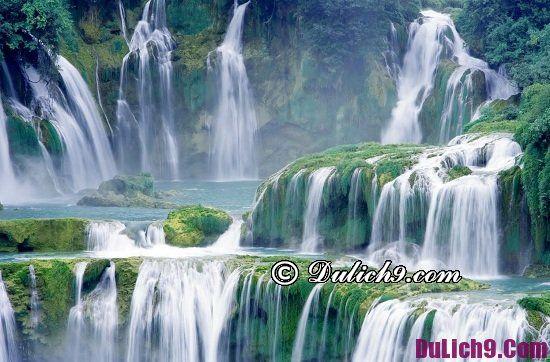 Địa điểm du lịch đẹp và nổi tiếng nhất Cao Bằng: Du lịch Cao Bằng nên đi chơi, chụp ảnh, ngắm cảnh ở đâu?