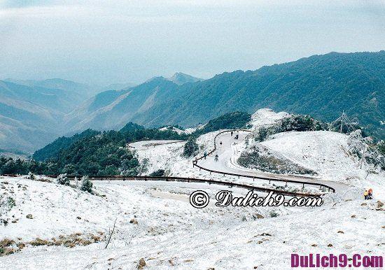 Địa điểm du lịch ngắm tuyết rơi ở Lạng Sơn đẹp nhất: Nơi vui chơi ngắm tuyết ở Lạng Sơn