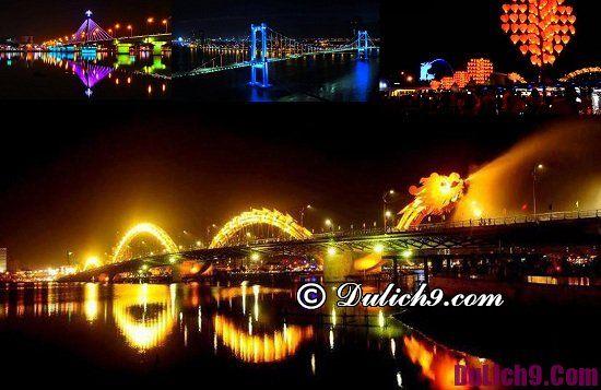 Địa điểm du lịch nổi tiếng ở Đà Nẵng vào ban đêm: Nơi vui chơi, ngắm cảnh đẹp ở Đà Nẵng buổi tối