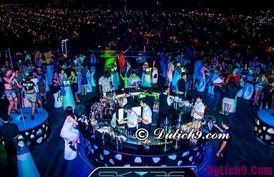 Địa điểm vui chơi sôi động, thú vị ở Đà Nẵng vào buổi tối: Nên đi chơi đâu vào ban đêm ở Đà Nẵng
