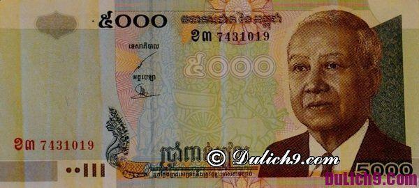 Đổi tiền Campuchia ở đâu? Địa chỉ đổi tiền đi du lịch Campuchia