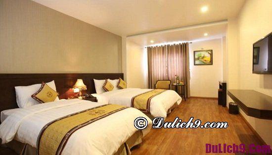 Khách sạn 3 sao giá bình dân ở Hải Phòng đẹp, chất lượng tốt: Địa chỉ các khách sạn ở trung tâm thành phố Hải Phòng tiện nghi, sạch sẽ