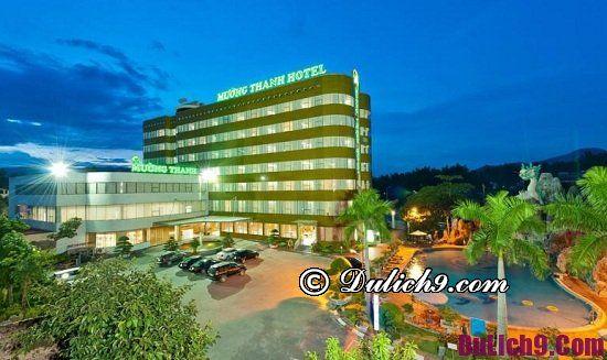Khách sạn cao cấp ở Điện Biên Phủ tiện nghi, sạch đẹp: Du lịch Điện Biên Phủ nên ở khách sạn nào đẹp, chất lượng