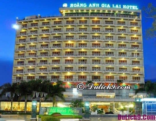 Khách sạn cao cấp, tiện nghi ở Pleiku giá tốt, view đẹp: Du lịch Pleiku nên ở khách sạn nào?
