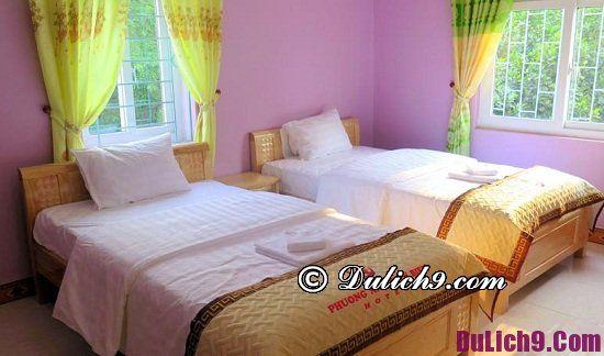 Khách sạn giá rẻ ở trung tâm Điện Biên sạch sẽ, tiện nghi đầy đủ: Nên ở đâu khi đi du lịch Điện Biên giá tốt, vị trí thuận lợi