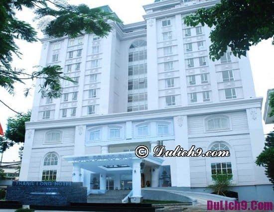 Khách sạn ở trung tâm thành phố Hải Phòng sạch đẹp, giá bình dân: Hải Phòng có khách sạn nào vị trí tốt, rẻ đẹp