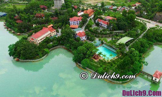Khách sạn tiện nghi, hiện đại, chất lượng cao ở Điện Biên Phủ: Du lịch Điện Biên nên ở khách sạn nào?
