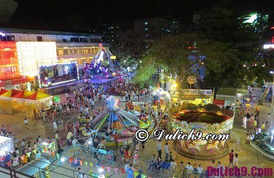 Khu vui chơi giải trí hấp dẫn ở Vũng Tàu: Địa điểm du lịch thú vị ở Vũng Tàu