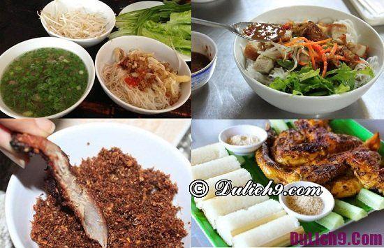 Kinh nghiệm ăn uống khi đi du lịch Pleiku: Món ăn ngon đặc sản nổi tiếng ở Pleiku nên ăn