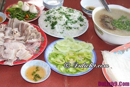 Món ăn đặc sản dân dã ngon hấp dẫn ở Phú Yên: Du lịch Phú Yên nên ăn món gì?