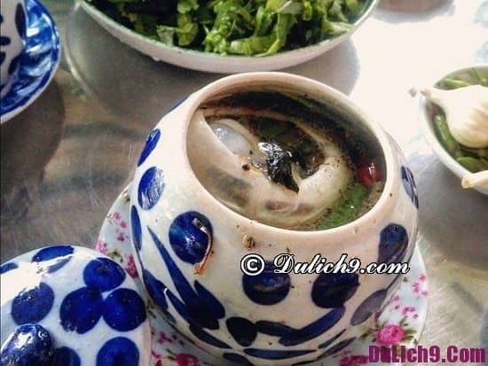 Món ăn ngon, bổ, rẻ ở Phú Yên: Đặc sản ngon hấp dẫn ở Phú Yên