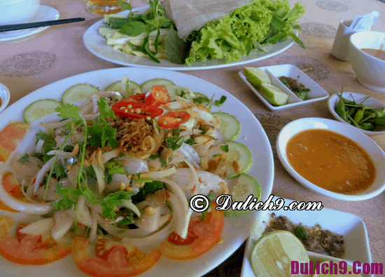 Món ăn ngon ở Phú Yên: Phú Yên có đặc sản gì nổi tiếng
