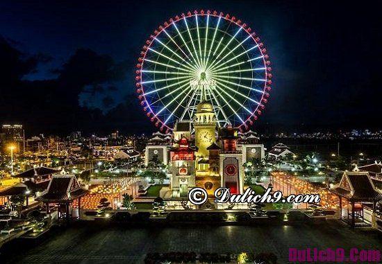 Nên đi chơi đâu ở Đà Nẵng vào buổi tối: Địa điểm vui chơi nổi tiếng vào buổi tối ở Đà Nẵng