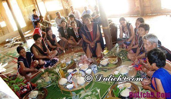 Những lễ hội văn hóa độc đáo, nỏi tiếng ở Tây Nguyên: Lễ hội ăn cơm mới đặc sắc ở Tây Nguyên