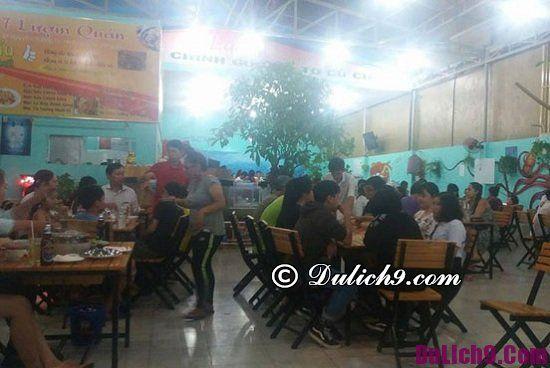 Quán ăn đêm ngon, giá bình dân ở Vũng Tàu: Vũng Tàu có quán ăn đêm nào ngon, nổi tiếng