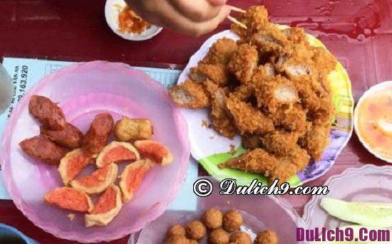 Quán ăn ngon giá rẻ nổi tiếng ở Hải Phòng: Địa điểm ăn uống Hải Phòng